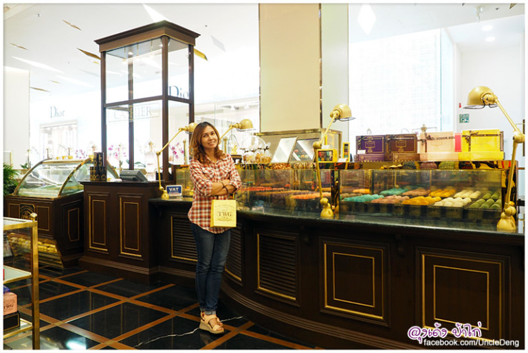 TWG Tea Salon & Boutique-01