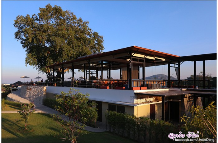 The Spirit Hua Hin is a resort on top of a hill, Ideal for fun and relaxation
