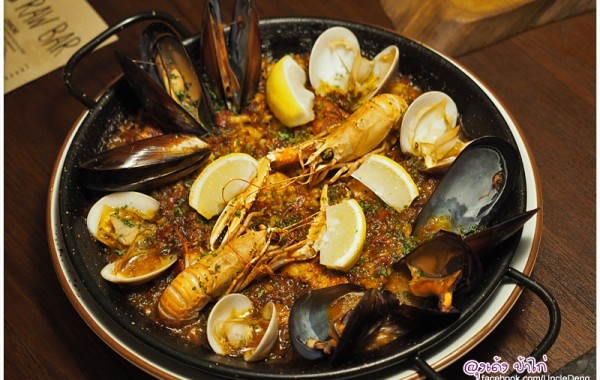 UNO MAS, Centara Grand at CentralWorld ร้านอาหารสเปนที่ Delicioso มากๆ