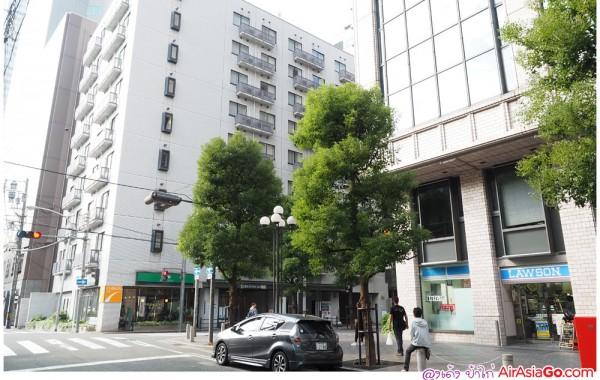 Chisun Inn Umeda โรงแรม + ห้องครัวทำอาหารได้เอง