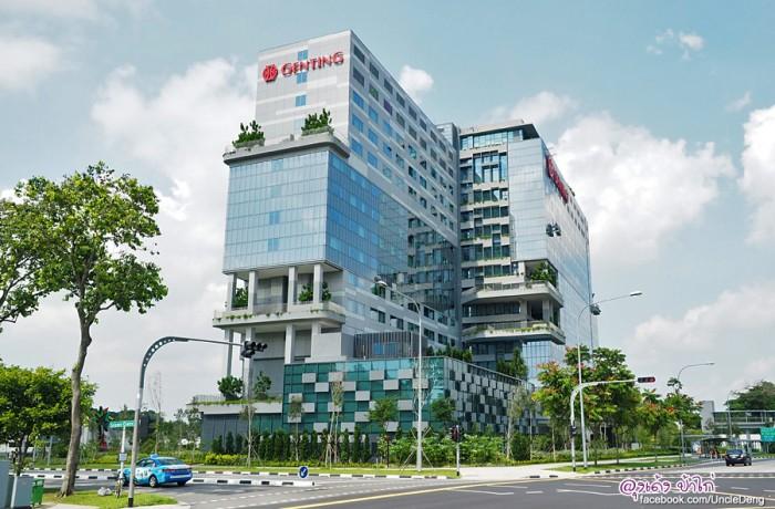 Genting Hotel Jurong โรงแรมใหม่ รายล้อมด้วยห้างใหญ่ และ IMM outlet mall