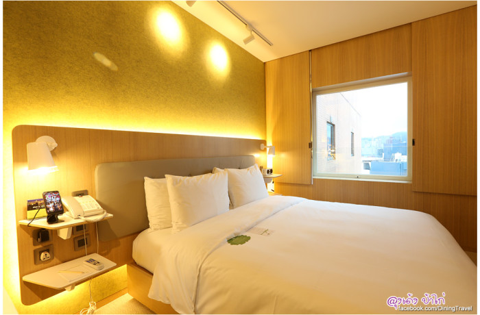 SMART ROOM ห้องแบบใหม่ล่าสุดจาก Eaton Hotel ย่าน JORDAN ทำเลดีมาก