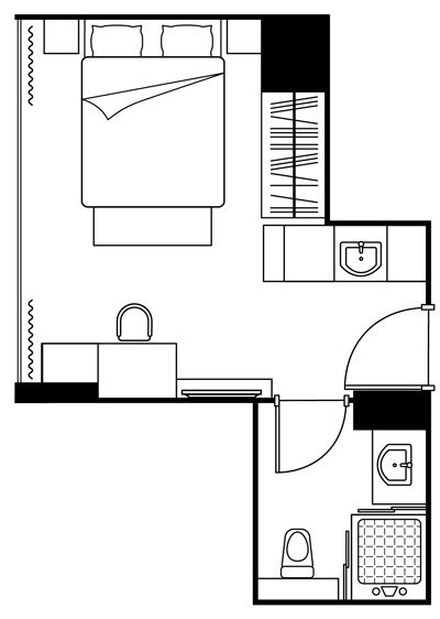 somerset_victoria_park_hong_kong_studio_floor_plan