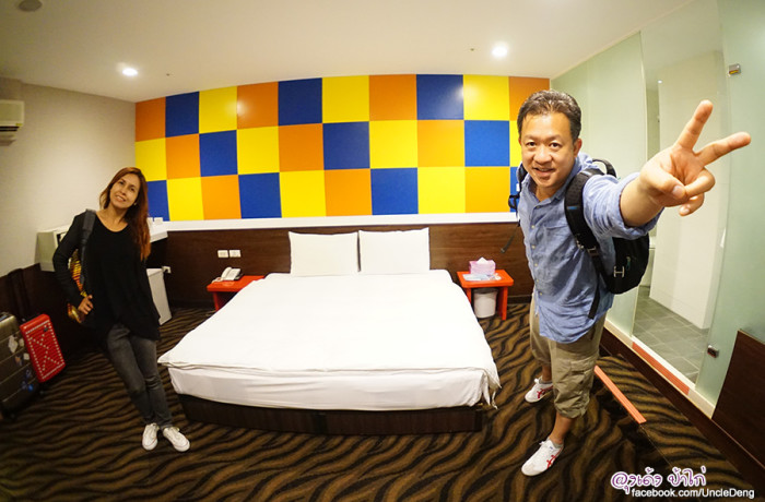 ECFA Hotel Wan Nian ใจกลางซีเหมินติง ฟรีเครื่องดื่มร้อน – ฟรี WiFi