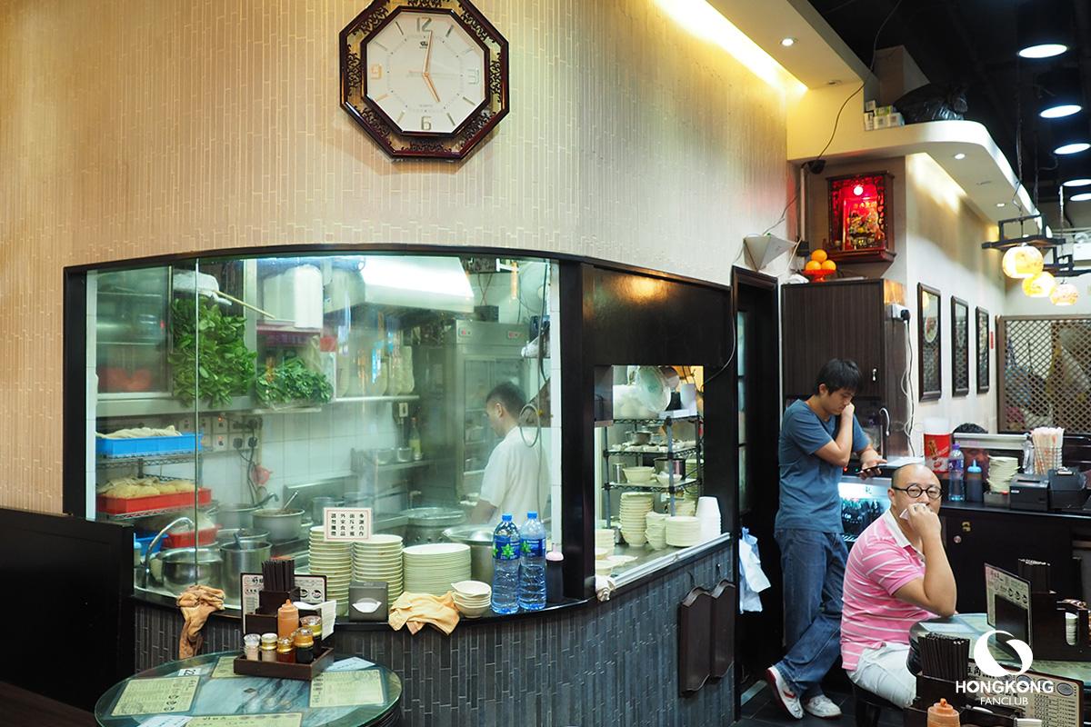 ร้านอาหาร มงก๊ก