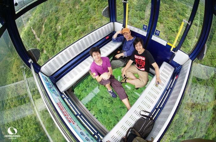 เที่ยวนองปิงแบบใหม่ นั่งกระเช้า ไหว้พระ นั่งเรือ ชมหมู่บ้าน Tai O (360 Fishing Village Insight Tour)