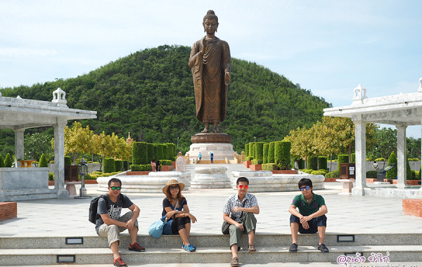 พระพุทธเมตตาฯ : แลนด์มาร์คใหม่แห่งกาญจนบุรี