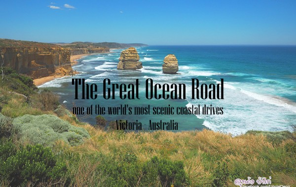The Great Ocean Road, Victoria Australia