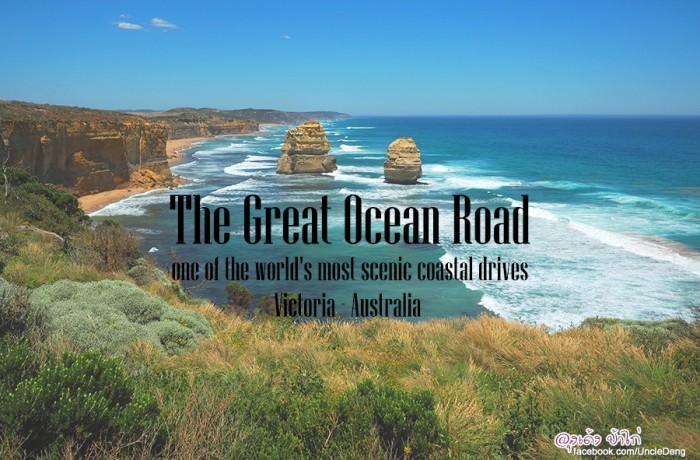 The Great Ocean Road, Victoria Australia