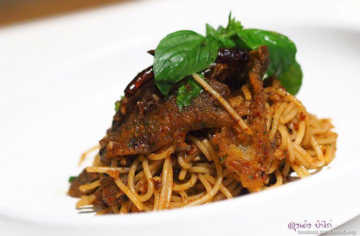 Spaghetti Factory เส้นสปาฯ สไตล์ฟิวชั่น