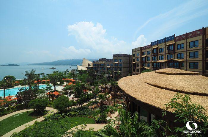 Disney Explorers Lodge : โรงแรมใหม่ล่าสุดของ Hong Kong Disneyland พักได้สูงสุด ผู้ใหญ่ 4 คน