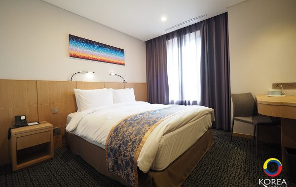 Tmark Grand Hotel Myeong-Dong ตรงข้าม ตลาดนัมแดมุน