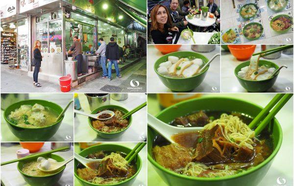 บะหมี่เกี๊ยวกุ้งฮ่องกง มงก๊ก Exit E2 อร่อย ไม่แพง
