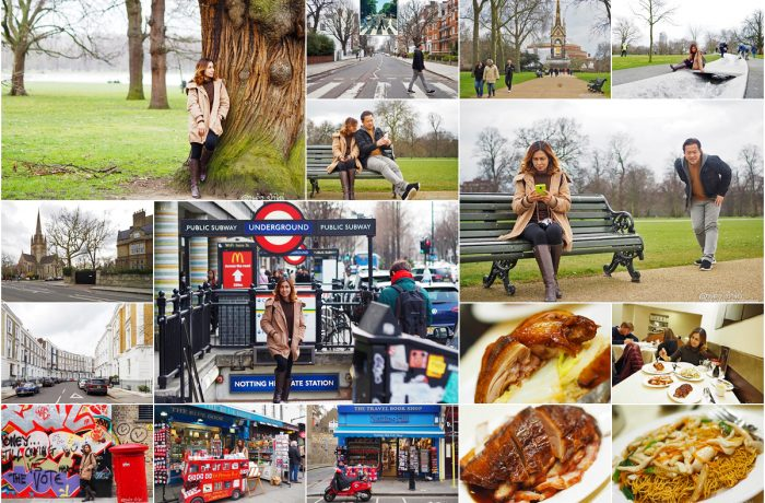 London Day 02 : Abbey Road / เป็ดย่าง Four Seasons / Hyde Park / Nothing Hill