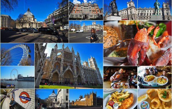 London Day 03 : ท่องเที่ยวรอบ สถานี Westminster