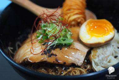 A Noodle Story อร่อยระดับ Bib Gourmand 2016 / 2017 สิงคโปร์