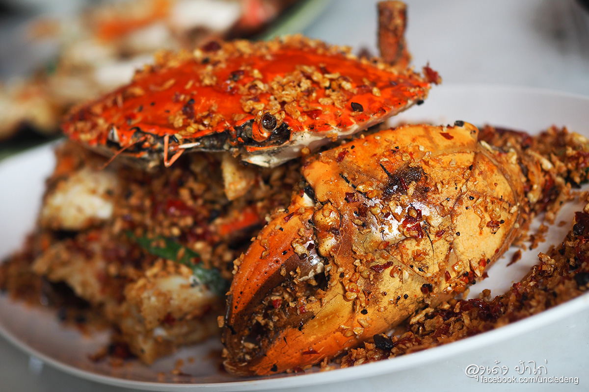 Hong Kong Typhoon Shelter Chili Crab