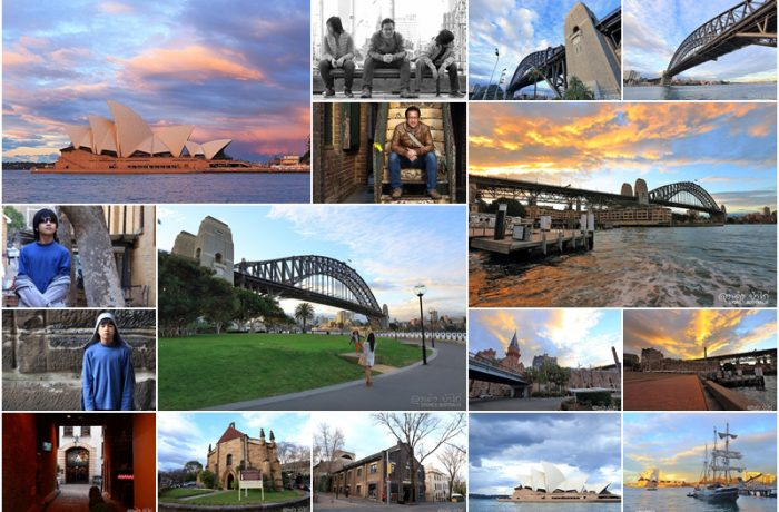 """""""9 วันในซิดนีย์"""" ตอน 5 เดินชมนก ชมไม้ ชมทะเล ที่ The ROCK, Sydney @ ออสเตรเลีย"""