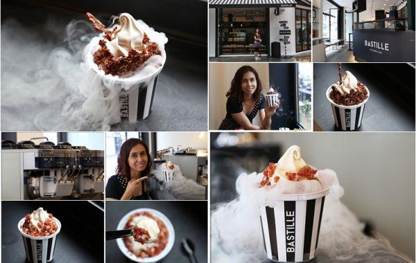 Bastille – The Cereal Bar ไอศกรีมอาหารเช้าโรยเบคอน ย่าน Itaewon