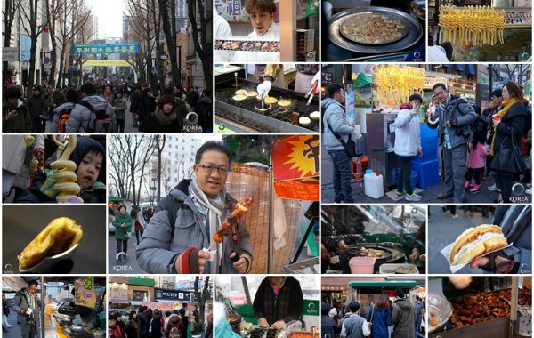 ตะลุยชิม ขนมอร่อยย่าน อินซาดง Insa-dong (ฉบับเที่ยวด้วยตัวเอง)