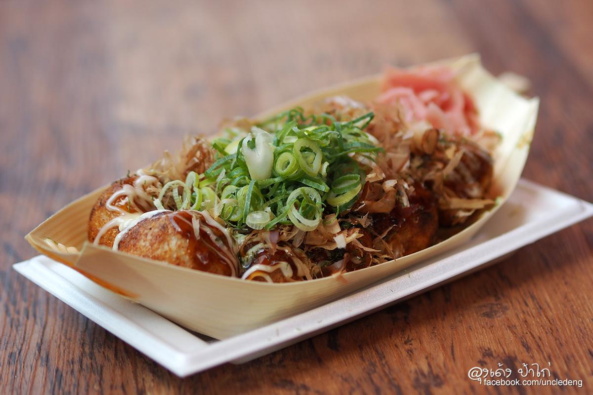 takoyaki ทาโคยากิ