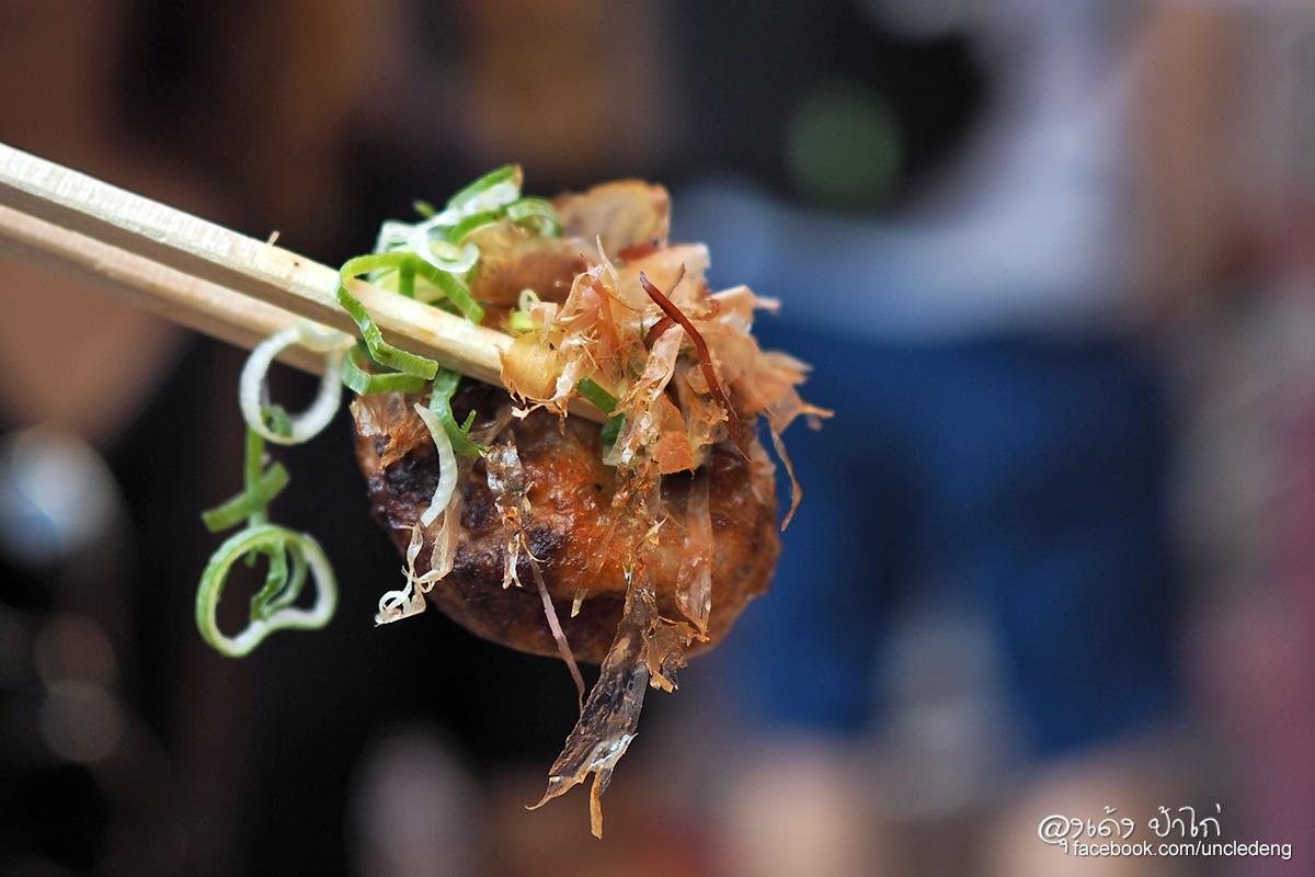 takoyaki ทาโคยากิ โอซาก้า