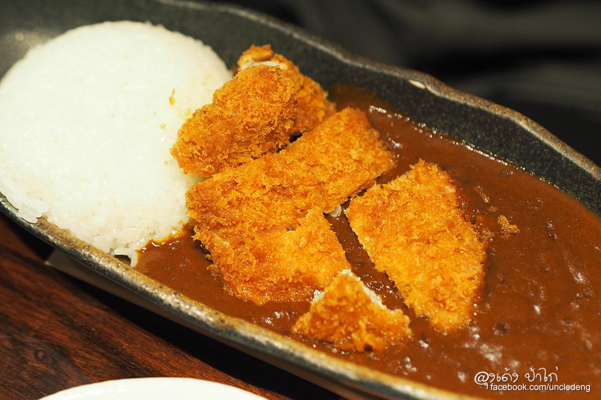 ข้าวแกงกะหรี่ โอซาก้า