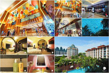 Festive Hotel โรงแรมระดับพรีเมี่ยม ติด Universal Studios Singapore
