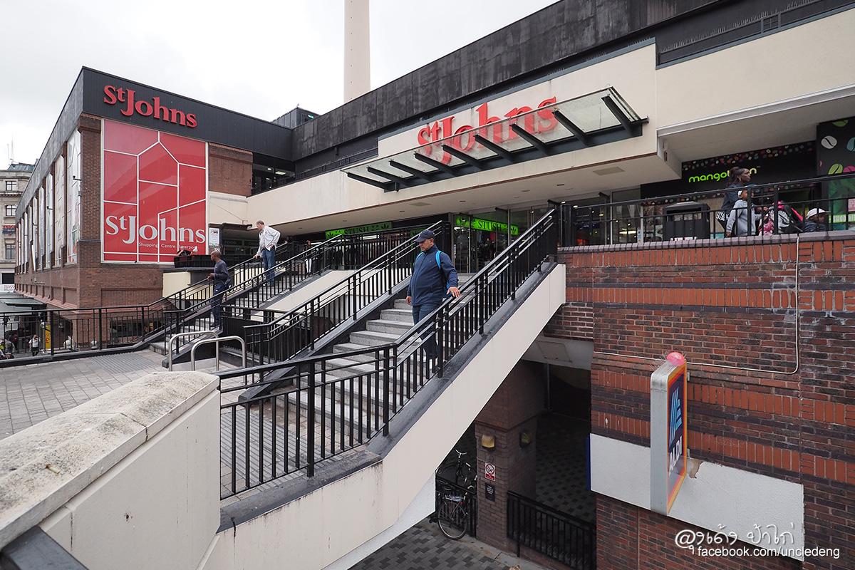 Holiday Inn Liverpool City Centre