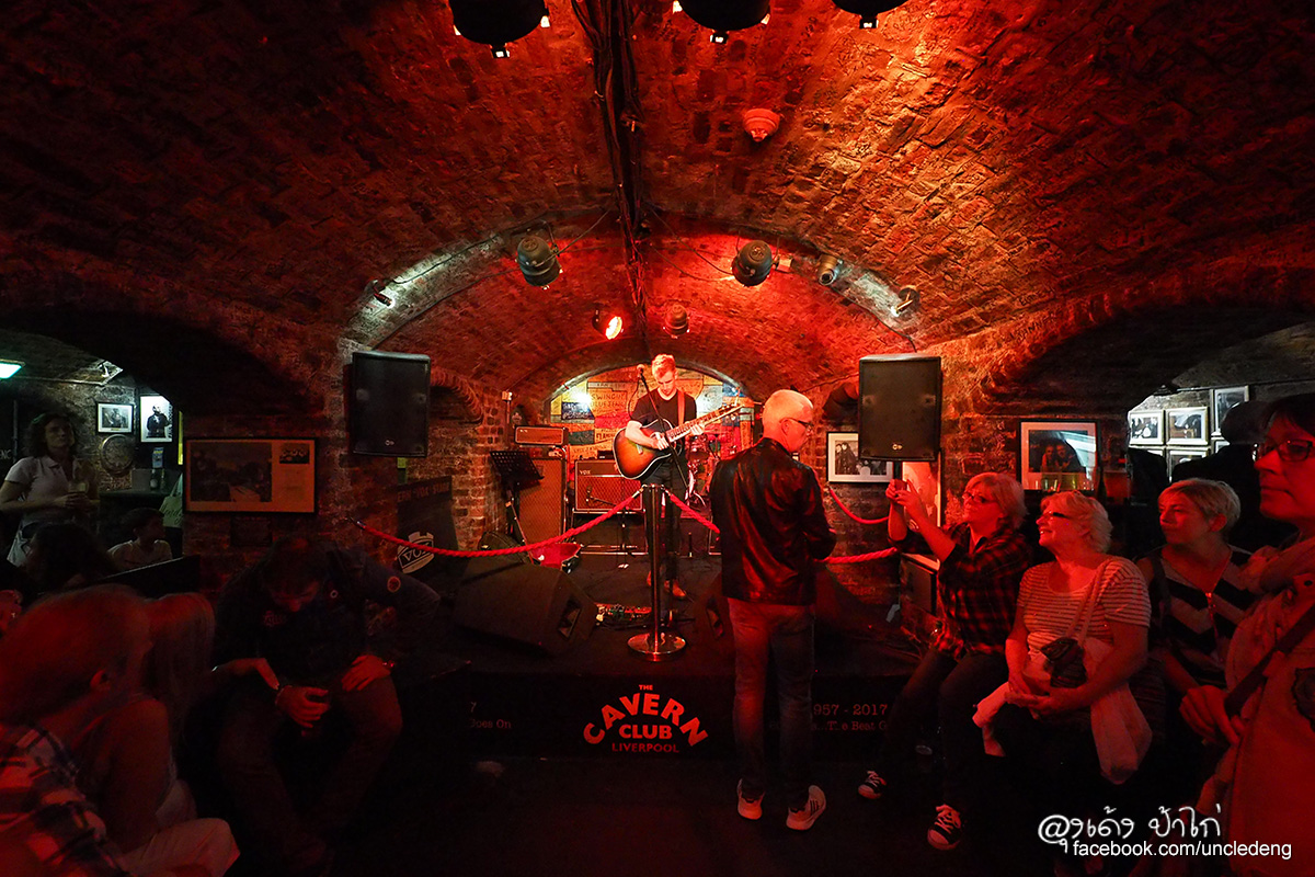 The Cavern Club : Mathew Street