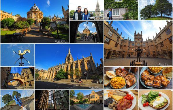 เที่ยวอังกฤษ Day 04 : Oxford ออกซ์ฟอร์ด เมืองแห่งการเรียนรู้