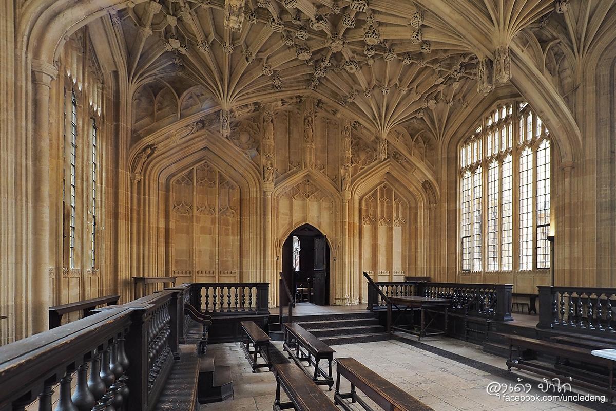 ห้องพยาบาล Hogwarts Infirmary The Philosopher's Stone