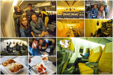 เที่ยวโตเกียว : NokScoot เครื่องใหญ่ นั่งสบาย