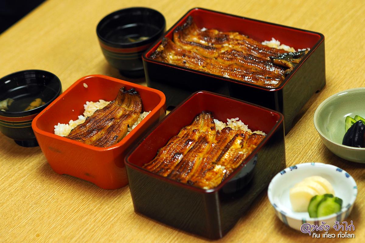 ข้าวหน้าปลาไหล อาซากุสะ