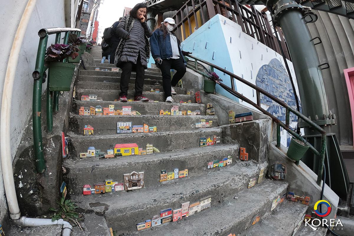 168 계단