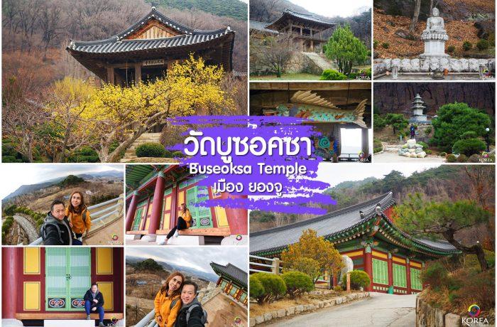 วัดบูซอกซา อาณาจักรซิลลา เมืองยองจู