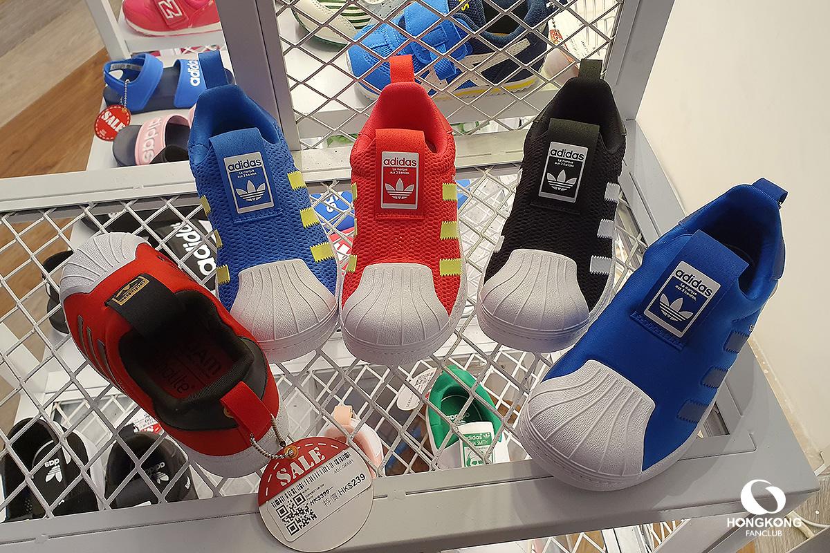 ซื้อรองเท้าฮ่องกง