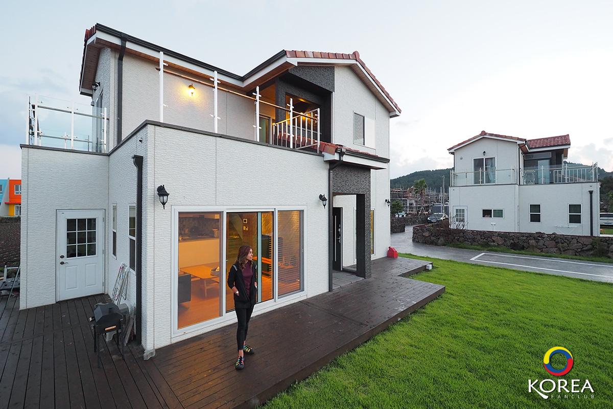 บ้านพัก เกาะเชจู