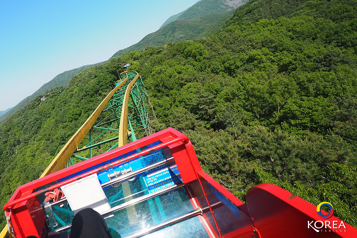 Mudeungsan Monorail