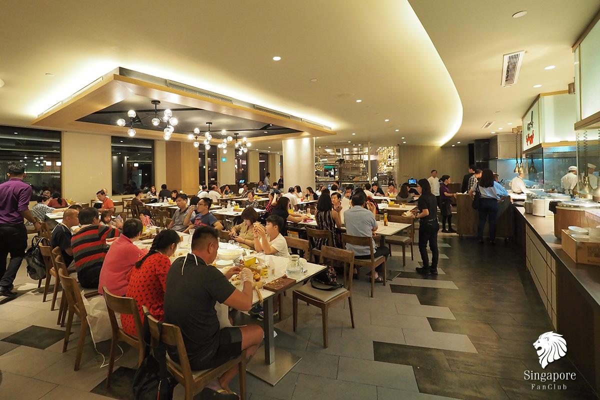 Sessions Hard Rock Hotel Singapore
