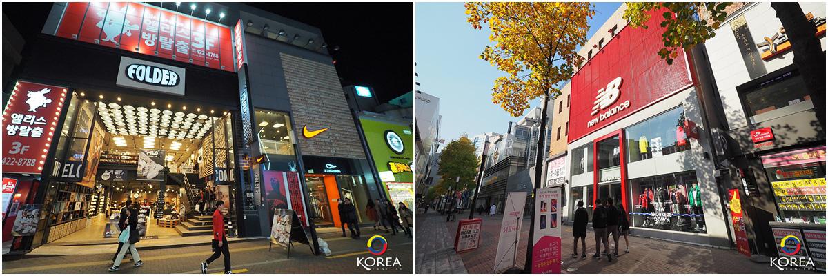 Dongseongno Street
