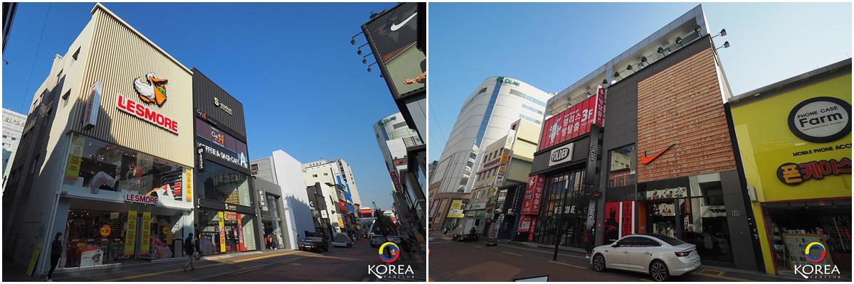 รีวิวถนนดงซองโน
