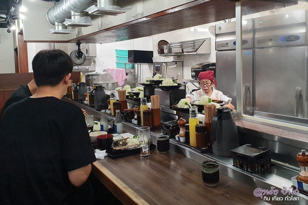 ร้านอาหาร โอซาก้า