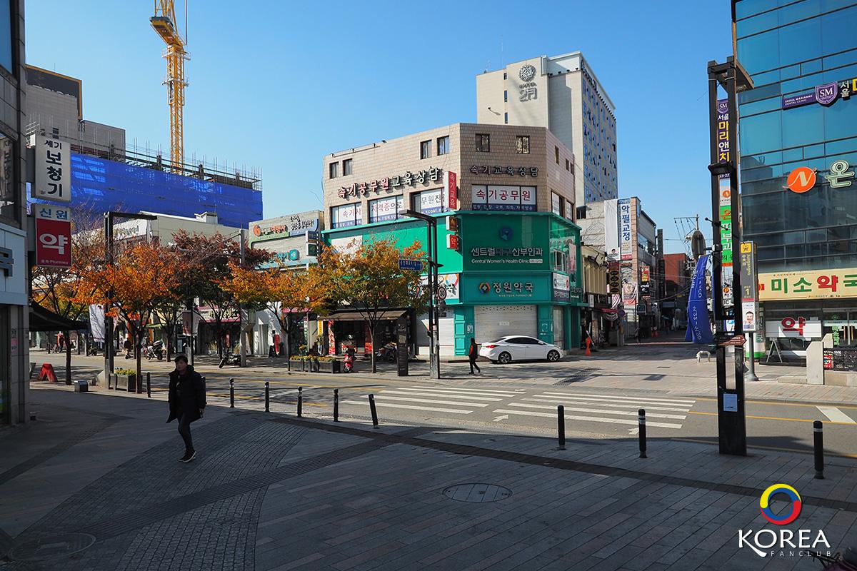 โรงแรมใกล้ ถนน ดงซองโน