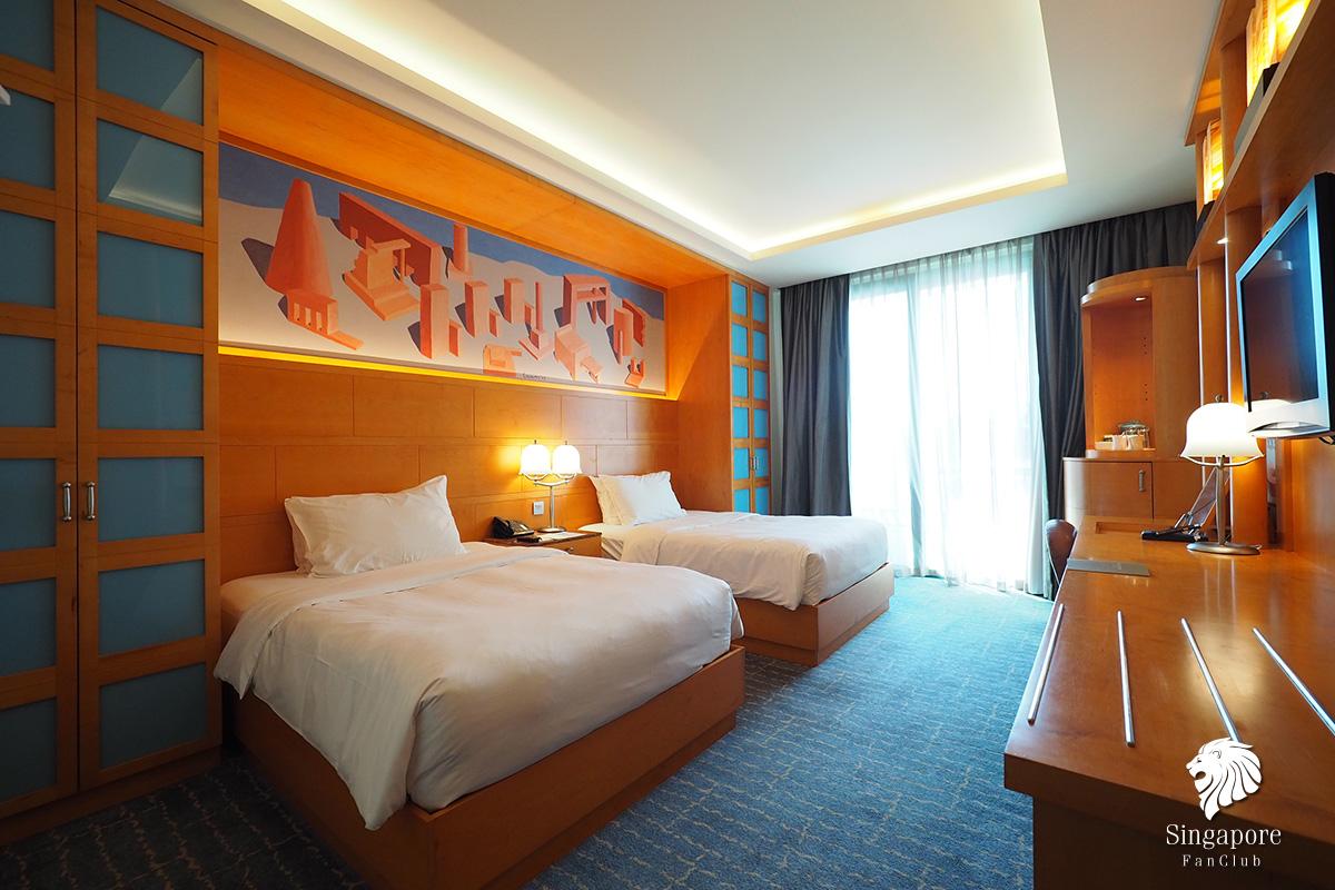 Hotel Michael Sentosa