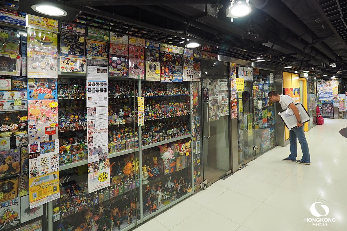 ร้านโมเดล ฮ่องกง