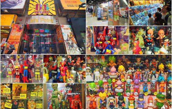 In's Point ฟิกเกอร์ โมเดล กันดั้ม และ LEGO