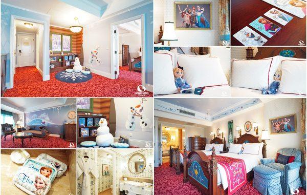 Kingdom Club Frozen Suite