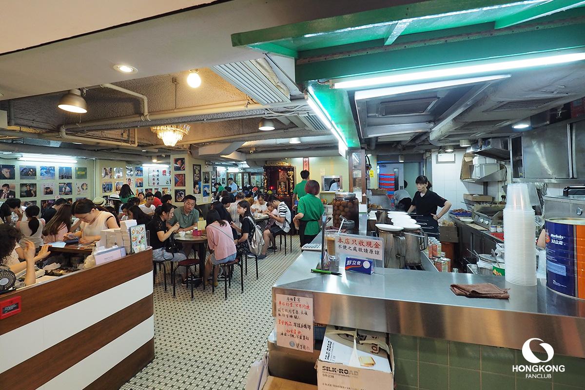 ร้านอร่อย ฮ่องกง 2019