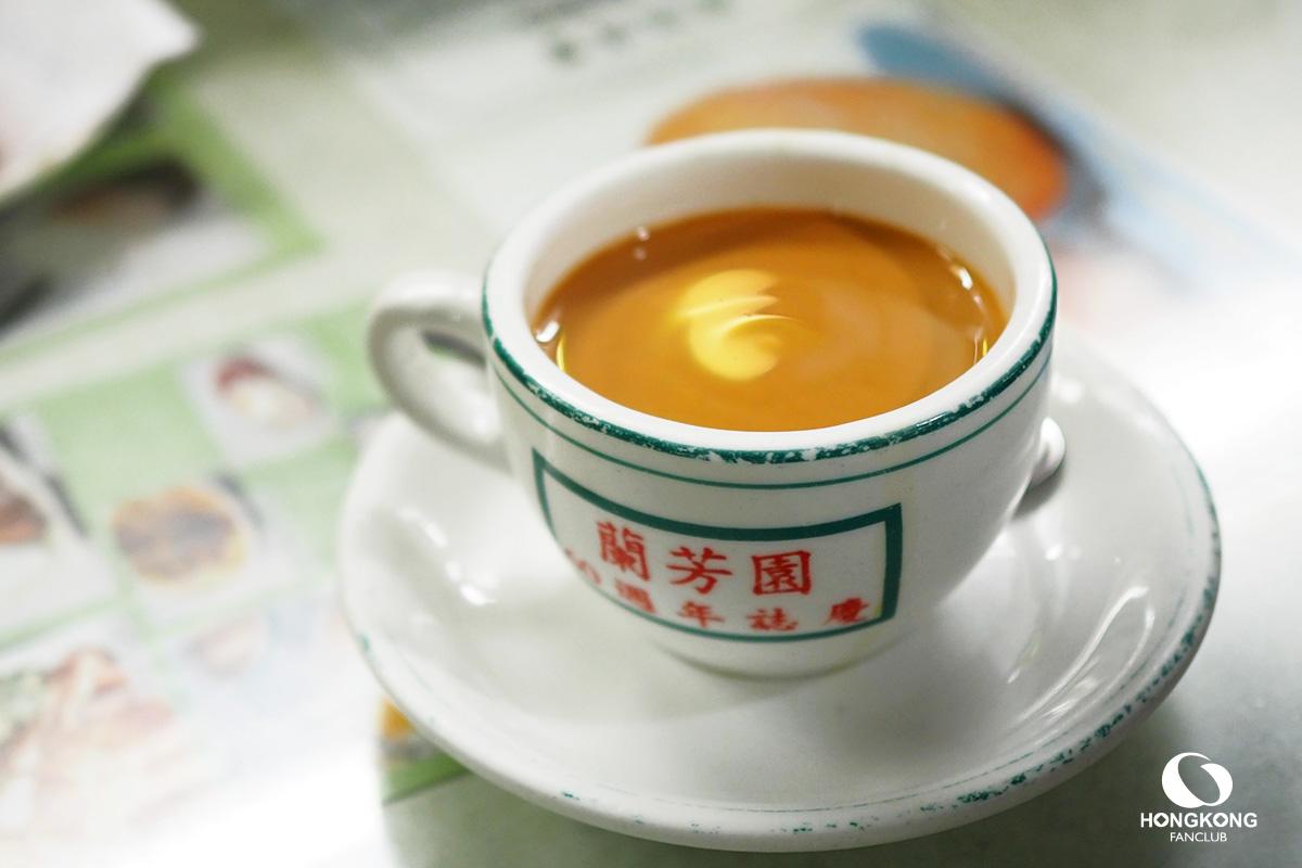 ชานมฮ่องกง